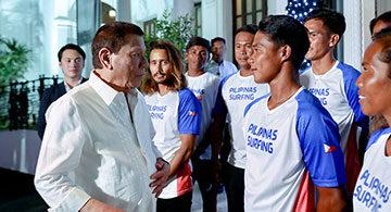 PH surfer Casugay gets 'fair play athlete' award