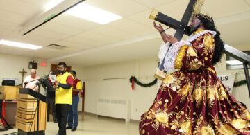 Feast of Jesus, The Black Nazarene