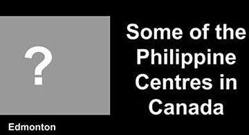 The Edmonton Philippine International Centre (EPIC) Defined