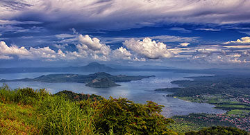 Taal and Mayon Watch