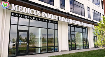 Medicus Health Clinic, Pharmacy open telephone appointments