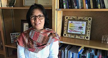 PCG Congratulates Newly Promoted Filipina Professor of University of Lethbridge
