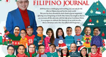 Alberta Filipino Journal family