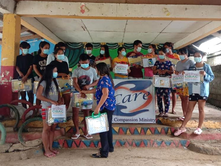 COPAA's Second Wave of Assistance to the victims of Calamities in Philippines