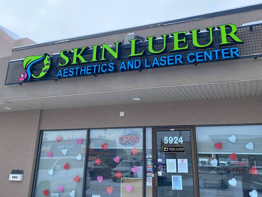 Skinlueur Opens Its New Location
