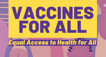 Covid-19 vaccine must be accessible to everyone